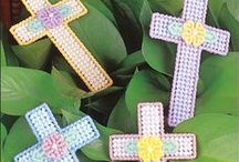 Spring Holiday Plastic Canvas Pattern Downloads / Spring Holiday Plastic Canvas Pattern Downloads