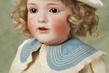 dolls / American Girl, Happy to See you, Antique Dolls; Doll Dresses, Doll Outfits, Doll Bonnets / by bluetea