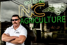 NC Food Producers / A profile of some of the farmers, ranchers, chefs, and food manufacturers in North Carolina who help bring local, fresh foods to your table.