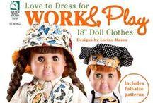 Sewing Doll Pattern Downloads / Sewing Doll Pattern Downloads