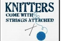 A Close Knit / Knitting