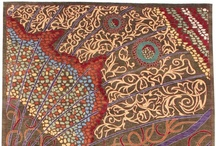 """Butterfly / Did you know that the term for a large group of butterflies is a """"rabble""""? From the Orley Shabahang collection, this is a rabble of some of our finest contemporary butterfly carpets."""