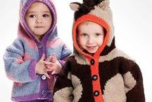 Knitting Children & Baby Clothing Pattern Downloads / Knitting Children & Baby Clothing Pattern Downloads / by e-PatternsCentral
