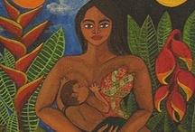 Breastfeeding Inspiration / Great women, great babies, great inspiration.