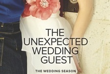 I: The Unexpected Wedding Guest by Aimee Carson / Getting caught in her wedding dress by her drop-dead-gorgeous ex-husband Mason Hicks is Reese Michael's worst nightmare. Especially when her perfect-on-paper fiancé then cancels their wedding!...   Due out in July from Harlequin KISS... Check out our board for sneak peeks of this fabulous first book in our Wedding Season quartet in which Mr All Wrong Mason turns up on the eve of Reese's perfect wedding to Mr Right!