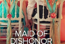 III: Maid of Dishonor by Heidi Rice / When she's very, very bad…   Gina Carrington knows exactly how to have fun! But when she sleeps with her friend's brother, the off-limits Carter, she quickly discovers she's overstepped the mark.   …Life is so much more fun!    Years later, Gina sees Carter again to prepare for her Cassie's wedding, and she can't help but wonder what the harm would be in one more night….  Out in September 2013 in #HarlequinKISS #romance. Check out some sneak peeks....