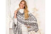 Crochet Poncho, Shrug & Wrap Pattern Downloads / Crochet Poncho, Shrug & Wrap Pattern Downloads / by e-PatternsCentral