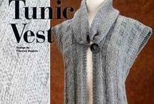 Knitting Vest Pattern Downloads / Knitting Vest Pattern Downloads / by e-PatternsCentral