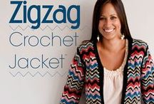 Crochet Jacket & Coat Pattern Downloads / Crochet Jacket & Coat Pattern Downloads / by e-PatternsCentral