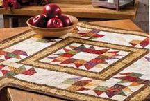 Autumn Quilt Pattern Downloads / Autumn Quilt Pattern Downloads / by e-PatternsCentral