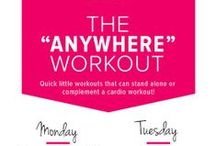 Fitness  / Resources for weight loss/fitness to maintain a happy, healthy body and mind!
