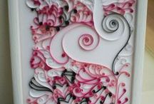 Quilled Paper Art / Soulful Quilling  For custom orders please contact me through Etsy.  www.soulfulquilling.etsy.com