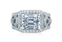 Affinity & Co. Bridal / Bridal styles available in White Gold, Yellow Gold, Rose Gold, and Platinum