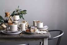 tablescapes / beautifully laid tables, gatherings, food