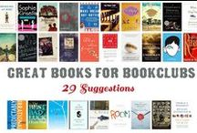 Listopia: Book Clubs / Recommended reading for book clubs.