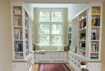 Reading Nooks / Perfect reading spaces