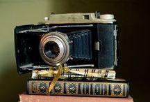 Books + Cameras