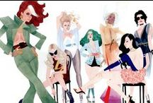 Tesis: X-men & Abstract Expressionism & Fashion