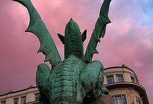 Ljubljana / Our hometown <3