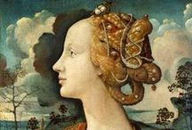 Beauty in the Renaissance / As the Renaissance exploded over Italy, Venus erupted from Mount Olympus, breaking the vicious circle of Eves and Marys that confined the vision of feminine beauty and the freedom to honour it.