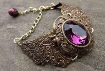 My Style Jewellery/Accessories / Beautiful & unusual jewellery items / by Amethyst Stone