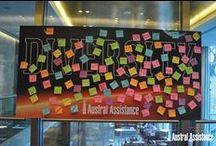 Austral Assistance - GNetwork 2014 / Les compartimos algunas fotos de lo que fueron las jornadas de Gnetwork360, del 6 al 8 de Agosto en el Alvear Art Hotel. Gracias a todos los que pasaron a divertirse por nuestro espacio y nos dejaron sus mensajes. Hasta pronto!