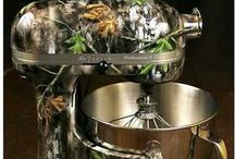 All things Camo / All things camouflage, from clothes to mixers.
