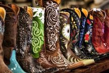 Boots / You can never have too many pairs of boots.