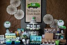 DIY / Party Ideas {Eco Friendly} / Throw a fun party with recycled, repurposed or reusable decorations that create a stylish get together. Celebrate eco-friendly party ideas and save money with upcycled decorations, décor and party supplies.