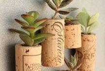 DIY / Cork Crafts / Unique and Eco-chic Ways to Repurpose Wine Corks.