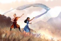 Avatar / The Last Airbender, Legend of Korra