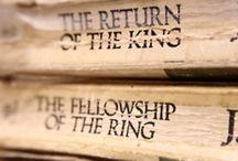 Lord of the Rings / Hobbit - J.R.R. Tolkien