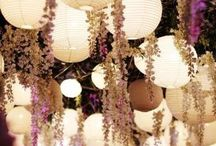 Lighting ideas Weddings
