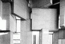 CONCREaTE / Carlo Scarpa, Lina Bo Bardi, Daniel Libeskind, Tadao Ando, Louis Kahn, Peter Zumthor..