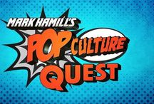 Mark Hamill's Pop Culture Quest / Mark Hamill's Pop Culture Quest is a new series NOW STREAMING on Comic-Con HQ!