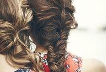 b e a u t y / Hair Inspiration