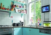 H O M E - kitchens