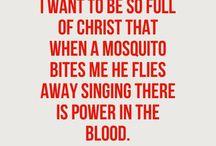 || christian & comical || / Inside // Jokes