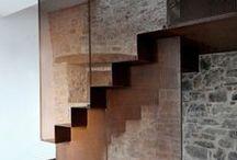 H O M E - stairs