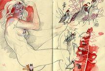 Art . sketchbook