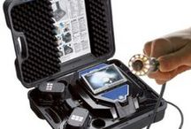 Video Inspection Cameras / Video Inspection Cameras from General Tools, Pearpoint, Ridgid, and Wohler