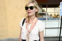Kirsten Dunst-estilo.