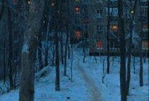 Nocturnes / Art by moonlight - Art au clair de lune
