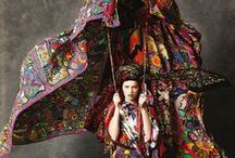 Fabric & Fashion / Patterns, Colors and Textures.