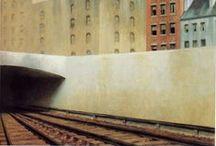Roads & Railways - Routes et chemins de fer