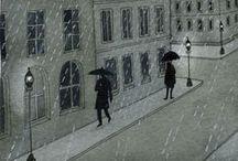 Rain & Storms - Pluie et tempêtes