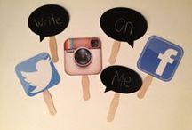 Social Media / pins from social media world