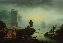Classical landscapes - Paysages classiques