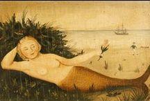 Mermaids & other curiosities