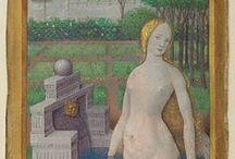 -- Early Middle Ages -- Art roman et gothique